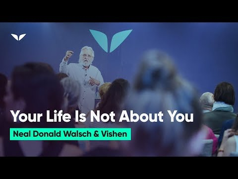 Neale Donald Walsch Video: Creating God Through the Process of Being God