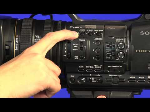 Sony HXR-NX5N - NXCam NX5 - Merlin Video