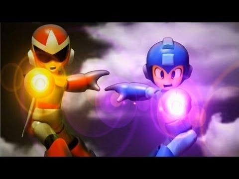 台灣高手拍的超優動畫:Go!Rockman!