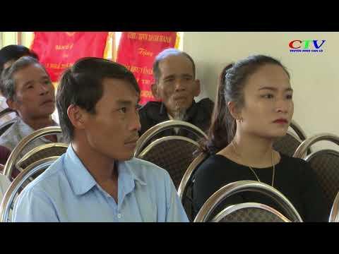 Đại biểu HĐND tỉnh tiếp xúc cử tri tại Cam Thanh