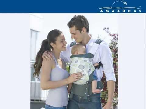 AMAZONAS Smart Carrier Rückentrage / back carry