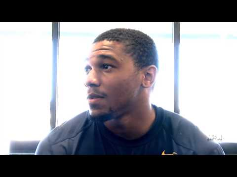 Charles Sims Interview 8/6/2013 video.