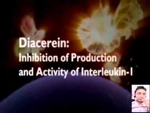 Osteorin(Diacerein) Mechanism of Action