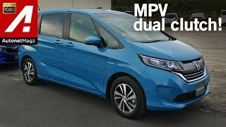 Video Honda Freed Hybrid 2018 Review & First Drive Test by AutonetMagz MP3, 3GP, MP4, WEBM, AVI, FLV Desember 2017