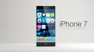 iPhone 7 Concept for 2016 | Best leaked images, iPhone, Apple, iphone 7