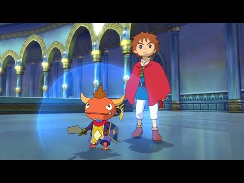 88 - Welcome to my lets play of Ni No Kuni: Wrath Of The White Witch. In this series I will playthrough the entire game with commentary. Ni No Kuni Playlist - http://www.youtube.com/playlist?list=PLEZ...