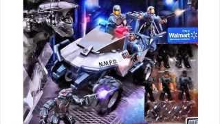 Another brand new 2015 Halo Mega Bloks exclusive! This time the NMPD Warthog.