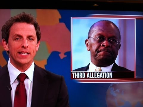 SNL Politics Reviewed: Herman Cain, Rick Perry and Greece