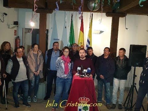 Presentación, Jurado Concurso Agrupaciones Carnaval de Isla Cristina 2019