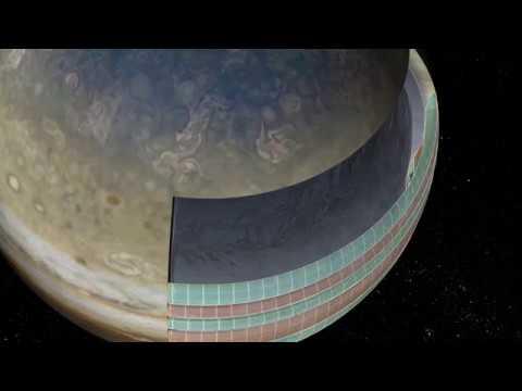 Juno l-a spionat pe Jupiter și i-a aflat secretele