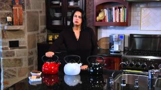 Valor™ 2 Quart Teakettle Demo Video Icon