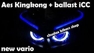 Video Proji New Vario || lampu utama jadi Terang || Chudax Bikers Shop MP3, 3GP, MP4, WEBM, AVI, FLV September 2018