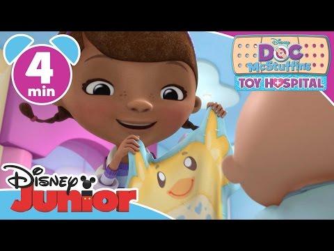 Doc McStuffins: Toy Hospital | Project Nursery Makeover | Disney Junior UK