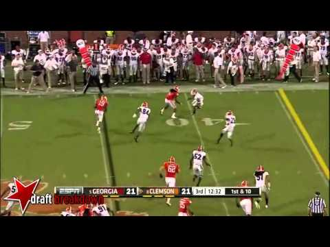 Tajh Boyd vs Georgia 2013 video.