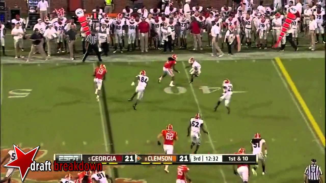 Tajh Boyd vs Georgia (2013)