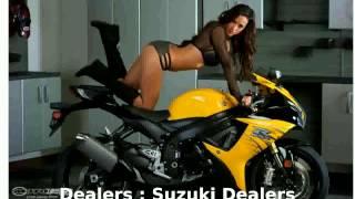 3. 2013 Suzuki GSX-R 750 -  Engine Specs