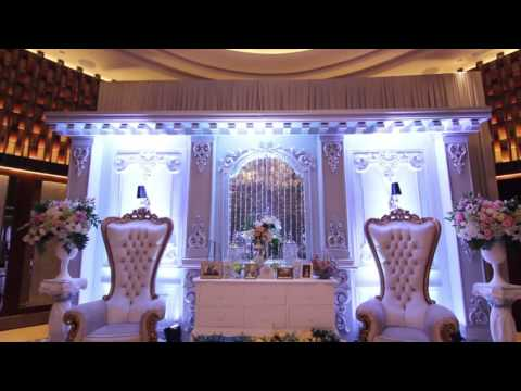 White Pearl Decoration @ Intercontinental Jakarta