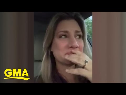 Teacher's tearful selfie video reveals challenges of online teaching amid COVID-19 l GMA Digital