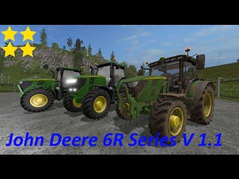 John Deere 6R Series v1.1