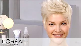 EverStyle Get The Look: Create an Edgy Short Hair Style