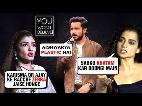 Sonam Kapoor, Kangana Ranaut, Kareena Kapoor | When BOLLYWOOD Stars SLAMMED Each Other