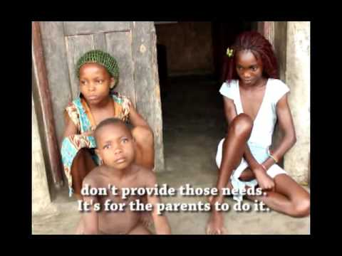 Bakassi Returnees Video