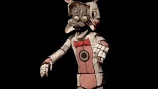 Subscribe to Cony:  http://youtube.com/subscription_center?add_user=martinconyModels still made from 50% paper !Real life sized model of Funtime Foxy from the five nights at Freddy's game series, More FNAF models i've made:Funtime Freddy and Bon Bon: https://www.youtube.com/watch?v=fUsyX2K2z1wNightmare Chica: https://www.youtube.com/watch?v=oBLm9fKCR-kNightmare Bonnie: https://www.youtube.com/watch?v=Bi9l1ocQshwPlushTrap: https://www.youtube.com/watch?v=xeH9VJe7l-EFoxy: https://www.youtube.com/watch?v=CtPbOwuGW5kBonnie: https://www.youtube.com/watch?v=3bGHLN9dpykNightmare Mangle: https://www.youtube.com/watch?v=LubBr9PjWgESpringtrap: https://www.youtube.com/watch?v=P7euYae63DEPhantom Mangle: https://www.youtube.com/watch?v=5ZO9YpZfOT4The Mangle: https://www.youtube.com/watch?v=QtLgsZUOo3I100% hand crafted by Cony, Song: Vicetone ft. D Brown: What Ive Waited For