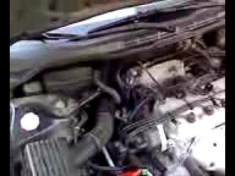 on 98 Honda Accord Fuel Filter