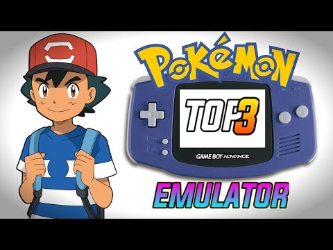 TOP 3 BEST POKEMON EMULATOR FOR ANDROID!!