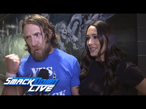 Is Brie Bella ready to return to the ring?: SmackDown Exclusive, Aug. 21, 2018