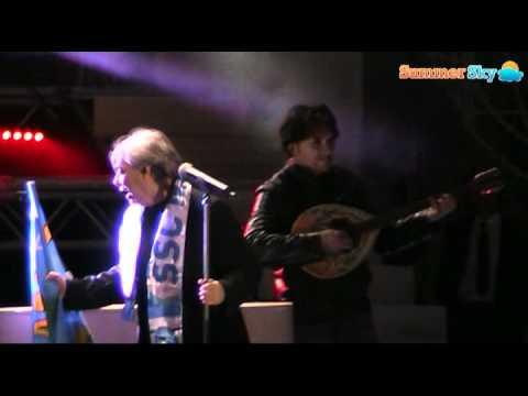 Nino D'Angelo in concerto a Lacco Ameno d'Ischia - Seconda Parte