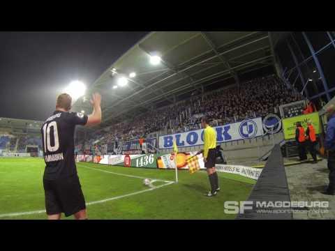 Video: Chemnitzer FC - 1. FC Magdeburg 04.04.2017 (HD Apr. 2017)