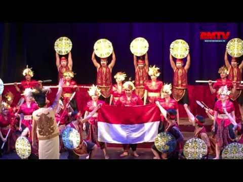 LSPR Choir Juara Festival Coral Internacional di Spanyol
