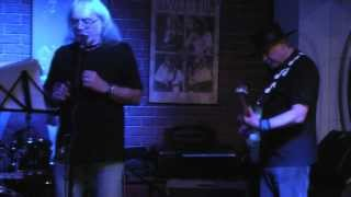 Video Blues Angels, Bounty Rock Cafe Olomouc, Pt.10 (cover S.R.Vaughan