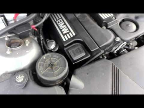 BMW E46 316i - 2004 engine failure