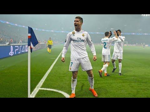Kampf der Fußball-Giganten: Real Madrid gewinnt gegen ...