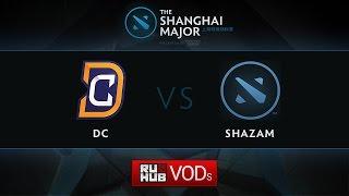 DC vs Shazam, game 1