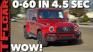 2019 Mercedes-AMG G63 Review: Is this New G-Class Monster Worth $170,000 Dollars? by The Fast Lane Car