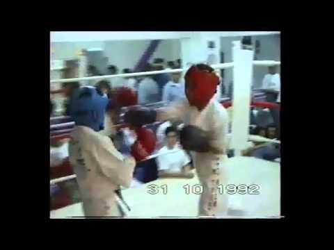 Ο πρώτος αγώνας του Μιχάλη Ζαμπίδη σε ηλικία 12 χρονών!