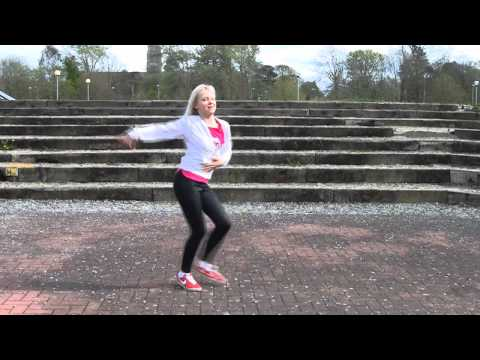Beyonce - End of Time dance / choreography / routine.
