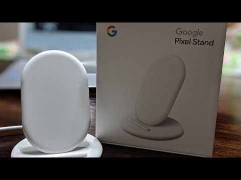 Google Pixel Stand | Unboxing, Setup, And Demonstration!