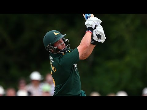 one day - Watch the highlights from a cracking game at the SWALEC Stadium where Notts Outlaws recovered from 137 for seven to chase down 231 for a three-wicket win.