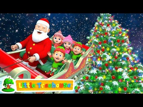Download jingle bells christmas songs nursery rhymes videos and c hd file 3gp hd mp4 download videos