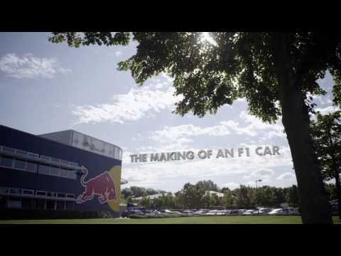 0 Red Bull   How To Make An F1 Race Car | Video