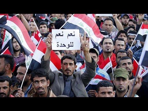 Ιράκ: Επίδειξη δύναμης από τον σιίτη κληρικό αλ Σαντρ