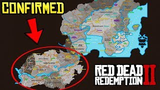 Rockstar Dev CONFIRMS The WHOLE RDR1 Map Will be Playable in Red Dead Redemption 2