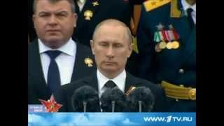 VICTORY PARADE ANTHEM 2012 SOVIET RUSSIAN