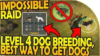 Download Lagu LEVEL 4 DOG BREEDING, The IMPOSSIBLE RAID, BEST DOG METHOD- Last Day On Earth Survival 1.7.12 Update Mp3