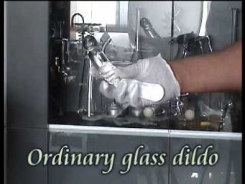 Glass Dildos Test