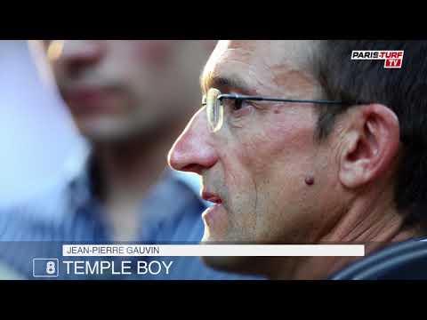 """Quinté lundi 12/03 : """"Le point d'interrogation avec Temple Boy (8), c'est le terrain"""""""